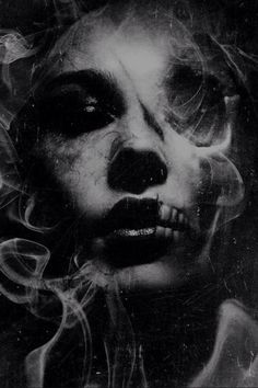 Stream Nightmare by Silent Skies from desktop or your mobile device Dark Gothic, Gothic Art, Arte Horror, Horror Art, Dark Fantasy Art, Dark Art, Tattoo Perna, Foto Portrait, Dark Photography