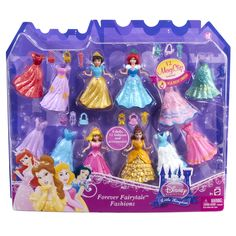 Disney Princess FOREVER FAIRYTALE™ Fashions - Shop.Mattel.com #savethebunnyGP