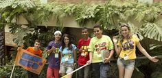 Os protagonistas curtiram todos os momentos da etapa estadual do Circuito de Juventude 2011!