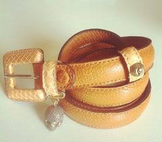 Tiny Skulls belt <3 #FW13