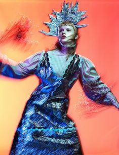 Publication: Numéro December 2018 Model: Hannah Motler Photographer: Txema Yeste Fashion Editor: Bernat Buscato Hair: Jordi Fontanals Make Up: Victor Alvarez Giorgio Armani, Emporio Armani, Vogue India, Vogue Uk, Vogue Paris, Fashion Story, New Fashion, Fashion News, Wild Fashion