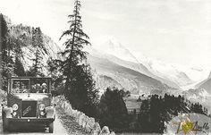 Ancienne route d'Evolène, années 30 Mount Everest, Mountains, Nature, Travel, Image, Naturaleza, Viajes, Destinations, Traveling
