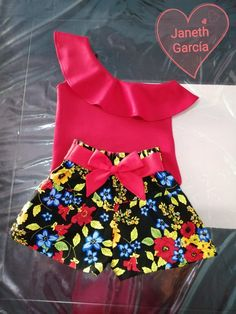Toddler Girl Dresses, Girls Dresses, Toddler Fashion, Kids Fashion, Baby Dress Tutorials, Baby Dress Design, Africa Fashion, Chor, African Wear