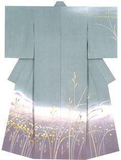 Kaga-Yuzen - Kaga-Yuzen Kimono Yoshitaka Takahira