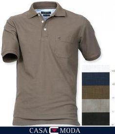 +Casa Moda 004270 Polo S-6XL 5 Farben