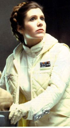 Princess Leia Hoth Hair 1000+ images about Hot...
