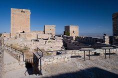 Castillo de Santa Catalina (Jaén), by @elviajero_pais