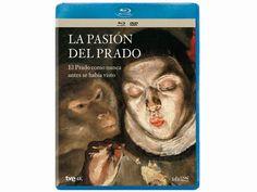 A la venta 'La pasión del Prado' en Blu-ray y DVD, primera producción española en Ultra Alta Definición (4K)