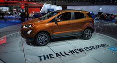 Ford EcoSport 2017, debut en el Auto Show Los Angeles - http://autoproyecto.com/2016/11/ford-ecosport-2017-auto-show-los-angeles.html?utm_source=PN&utm_medium=Pinterest+AP&utm_campaign=SNAP