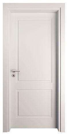 Interior Door Colors, White Interior Doors, Interior Door Trim, Interior Door Styles, Door Design Interior, Main Door Design, White Doors, Room Doors, Entry Doors
