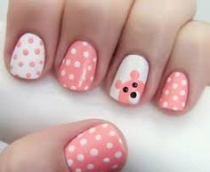 Easy and Simple Nail Art Designs for Beginners To Do At Home Here is the 15 Easy and Simple Nail Designs for Beginners To Do At Home. Learn Easy Nail Art Designs with this Given Step by Step Tutorial Pictures. Dot Nail Designs, Pretty Nail Designs, Simple Nail Art Designs, Nails Design, Nail Designs For Kids, Animal Nail Designs, Art Simple, Dot Nail Art, Polka Dot Nails