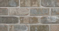 Anchor Bay is a grey brick from the Iberia Plant. This could make a beautiful back splash or fireplace. brick fireplace backsplash glengery brick home brick house grey brick gray brick architecture (Diy Step Brick)
