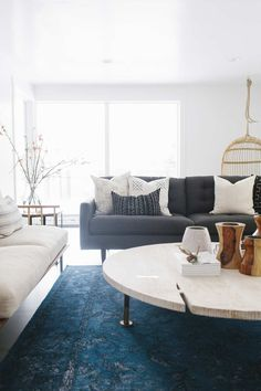 A Mid-Century Home With Worldly Loom Goods in Salt Lake City | Design*Sponge