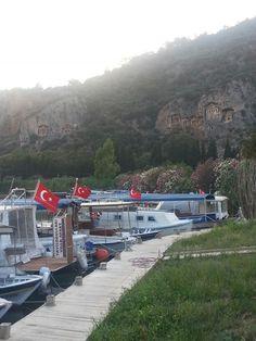 Dalyan / Kalkan / Turkey