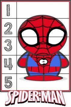 Free Spider-Man Puzzle