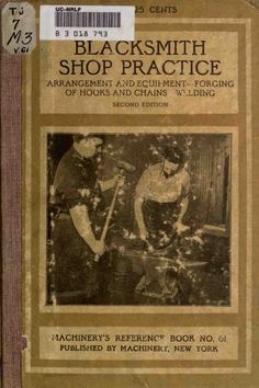 FJK Comprehensive site for Blacksmithing Book PDFs - everything in one location.