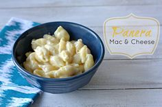 Panera's Mac & Chees