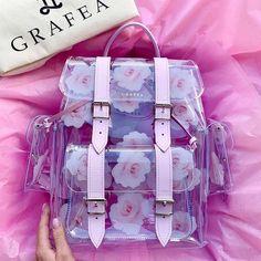Cute Mini Backpacks, Stylish Backpacks, Girl Backpacks, Kawaii Bags, Accesorios Casual, Cute Purses, Girls Bags, Cute Bags, Luxury Bags