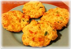 Spicy Onion & CheddarBiscuits