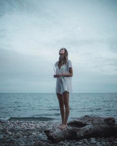 Красивая портретная фотография Марк-Дель-Мар
