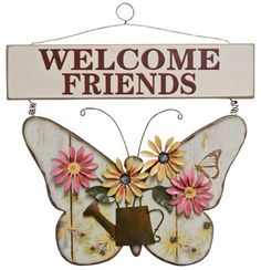 welcome to our garden sign - Google'da Ara