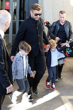 Ricky Martin and Carlos González Abella | The 10 Most Famous Gay Parents And Their Families