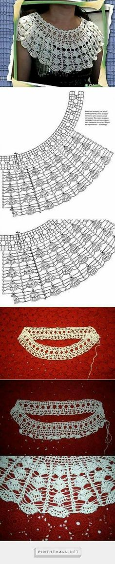 Crochet lace for susu maybe