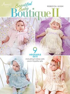 Maggie's Crochet · Beautiful Baby Boutique II