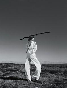 Julia Hafstrom By Txema Yeste For Numero March 2015 (10)