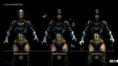 D'vorah Mortal Kombat X