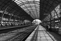 Train station  Prague, Czech Republic Prague Czech, Train Station, Czech Republic, Travel Photography, Louvre, Nyc, London, Paris, Building