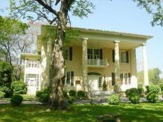 "Historic ""Jewel House""  in Chickamauga."