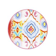 Bohemian Ltd Side Plate 21cm #freedomaustralia #webelieveinsummerliving