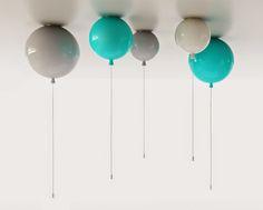 Memory - balloon lamp.