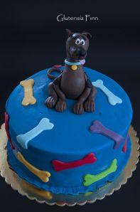 scobby doo cake