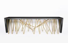 Top 95 Furniture Products in July - From Scribbled Table Concepts to Modular Shelf Designs (TOPLIST)