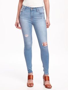 High-Rise Rockstar Jeans for Women Product Image