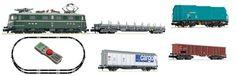 Fleischmann 931681 - Digital Starter Set: Electric locomotive Ae 6/6 and goods trains, SBB