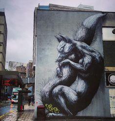 Street art #graffiti