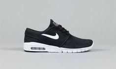 nike shoes janoski max black & white twins new siblings 947436
