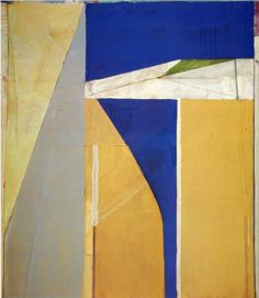 Ocean Park No. 32 - Richard Diebenkorn