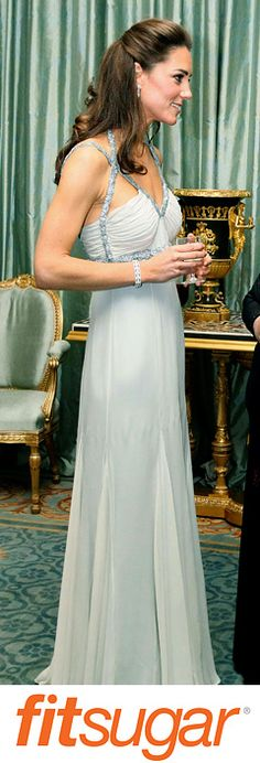 Kate Middleton's Incredible Arms: How to Get Them