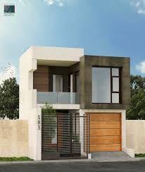 Casas aguascalientes puerta norte facchada for Casa minimalista aguascalientes