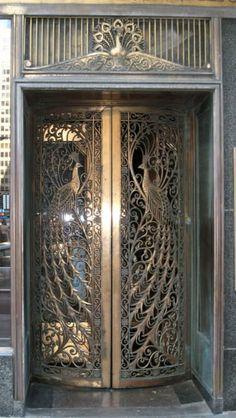 Wooden Door Design Art Nouveau 30 Ideas For 2019 Art Deco, Art Nouveau Design, Design Art, Creative Design, Interior Design, Cool Doors, Unique Doors, Wooden Door Design, Wooden Doors