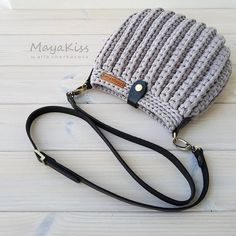 VK is the largest European social network with more than 100 million active users. Crochet Stitches, Crochet Hats, Craft Bags, Crochet Handbags, Winter Hats, Wallet, Knitting, Maya, Crafts