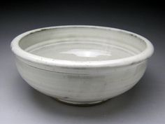 Handmade Pottery Vessel Sink  13 W by 5 Deep  by jeffbrownpottery, $300.00