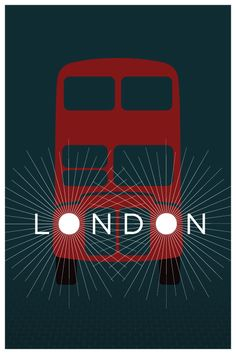 Travel Design Poster London England Ideas For 2019 London Poster, London Bus, Travel Design, London Calling, Vintage Travel Posters, Art Design, London England, England Uk, Great Britain