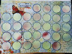 Art Calendar 2014 365 Challenge