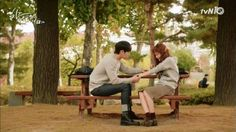 """[HanCinema's Drama First Look] """"Cheese in the Trap"""" @ HanCinema :: The Korean Movie and Drama Database"""
