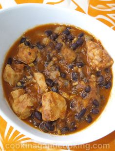 Jamaican Chicken Stew Recipe